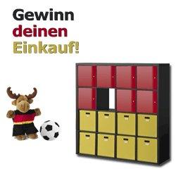 IKEA Köln - Torwandschiessen: Gewinne deinen Einkauf