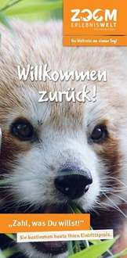 [LOKAL] ZOOM Erlebniswelt - Zahl was du willst! in Gelsenkirchen