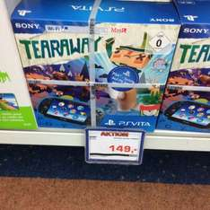 PS VITA Tearaway Bundle // Saturn Düren