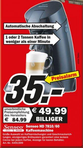 (Media Markt Lokal 97424 Schweinfurt ) Senseo HD 7810/60