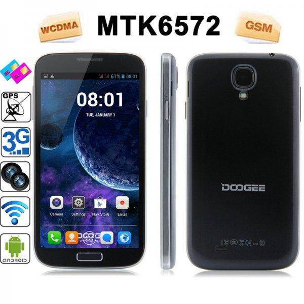 Doogee & Cubot Smartphones Dual SIM, Android, 3G, QHD Ohne Vertrag