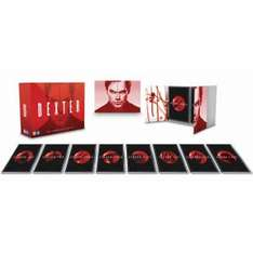 (UK) Dexter - The Complete Boxset (33 x DVD) für 48,85€ @ Zavvi (OT)