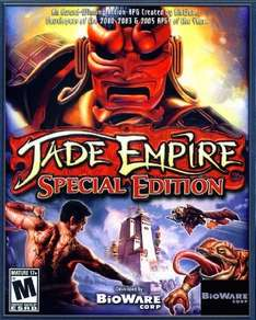 Jade Empire Special Edition [Steam] für 2,76€ @Amazon.com