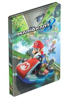 Mario Kart 8 - Steelbook Edition (exklusiv bei Amazon.de) Warehousedeals