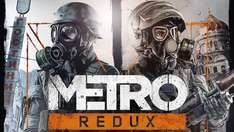 [Steam] Metro Redux (2033 Redux und Last Light Redux ) @ Amazon.com