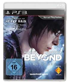 [lokal: Saarbrücken MM] Beyond Two Souls (PS3)  - 20 Eur