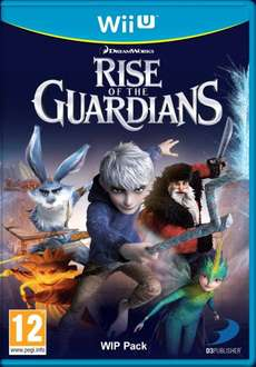 Rise Of The Guardians (Die Hüter des Lichts) [WiiU] für 11,53€ @ Amazon.de (Zoverstocks)