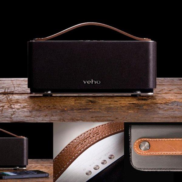 Veho M6 Bluetooth Lautsprecher für 49 statt 99 €