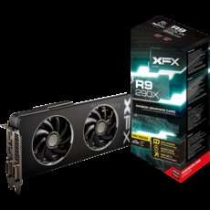 AMD Radeon XFX R9 290X OC LED - Voltage Unlocked Grafikkarte inkl. AMD Never Settle Forever GOLD