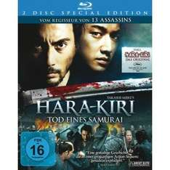 Hara-Kiri - Tod eines Samurai (Special Edition, 2 Discs) (Blu-ray Disc) für 5€ @Müller