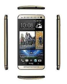 HTC ONE Handy Smartphone gold ohne Simlock 32GB