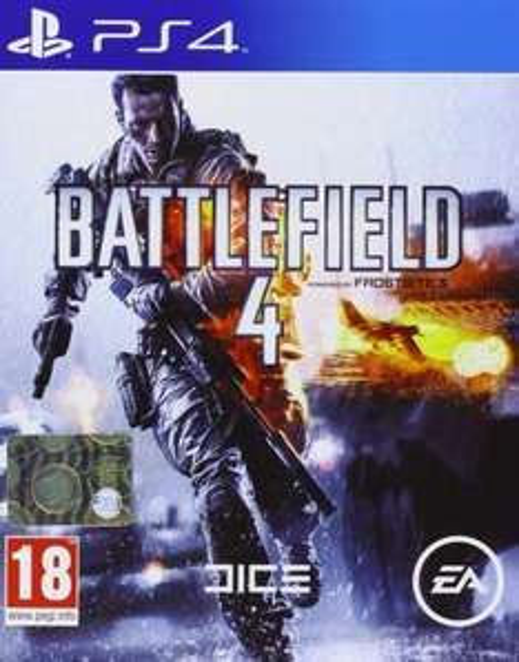 Battlefield 4 (PS4) für 42,86€ @Amazon.it