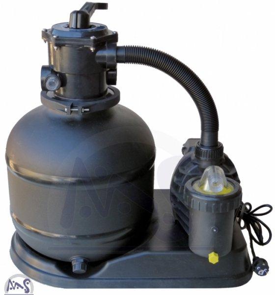Sandfilteranlage Mit SPECK Picco 5 Pumpe