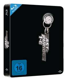 [media-dealer.de] Fast & Furious 1-6 - Limited Steelbook (Blu-ray) + Gratisartikel
