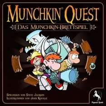 [Brettspiel] Munchkin Quest