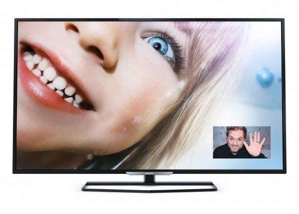 "Philips 40"" Full HD-LED-Fernseher 40PFK5509"