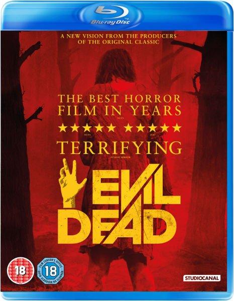 Bluray Evil Dead (2013, uncut, englisch)