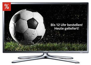 Samsung UE46F6270, 116 cm (46 Zoll), 1080p (Full HD) LED Fernseher für 499,99 € (statt 1099,00 €) bei OTTO