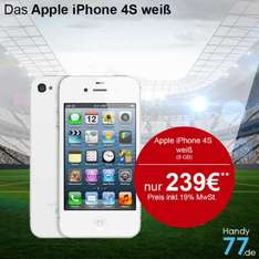 IPhone 4s 8 GB neu