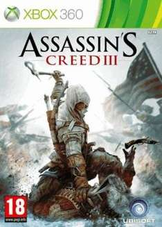 [Game.co.uk] Assassins Creed III (3) für Xbox 360 Zustand: Preowned