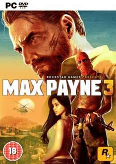 [Steam] Max Payne 3 für 4,62  @ Game
