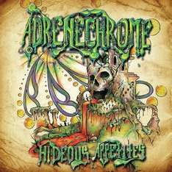 [Free MP3/FLAC-Album] adrenechrome Hideous Appetites