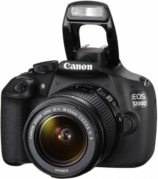 Canon EOS 1200D Kit 18-55 mm [Canon IS II] für 369€ @ EURONICS