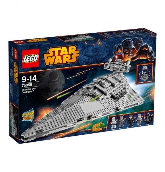 Lego Star Wars - Imperial Star Destroyer (75055) für 99,44 € und weitere Lego Angebote @Galeria Kaufhof