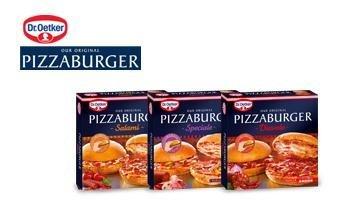 [LOKAL Bremen Real Habenhauesen] Gratis Pizzaburger probieren