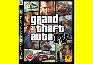 (PS3) GTA 4 - Grand Theft Auto IV für 7€ @ MM Online