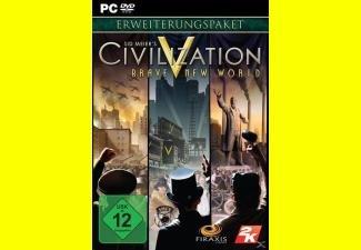 (PC) Sid Meier's Civilization V - Brave New World für 5€ @ MM Online