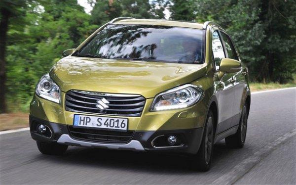 Suzuki SX4 S-Cross1.6 CVT (EU-Fahrzeug mit Automatik)