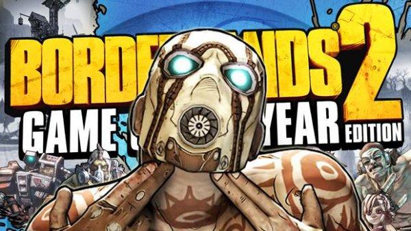 [Steam] Borderlands 2 GOTY für 7,35€ @ Mac Game Store (PC + MAC)
