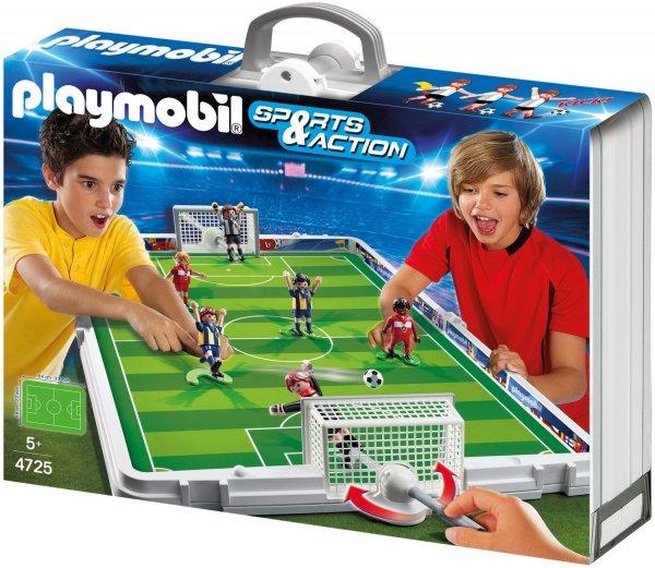 Playmobil™ - Große Fußball-Arena im Klappkoffer (4725) ab €30,65 [@Karstadt.de]