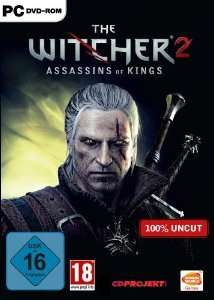 [DRM Free] The Witcher 2: Enhanced Edition für 3,04€ @ GOG
