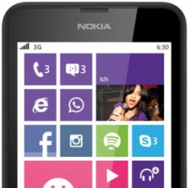 [amazon] Nokia Lumia 630 Dual-SIM Smartphone