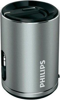 Philips SBA3110 Tragbare Lautsprecher, 3,5 mm Klinke, Aluminium für 9€ @Gravis