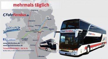 35 Euro Gutschein für 19 Euro Fahrfernbus.de