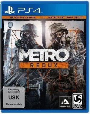 Metro Redux (One/PS4) für 31,99 EUR inkl. VSK vorbestellen