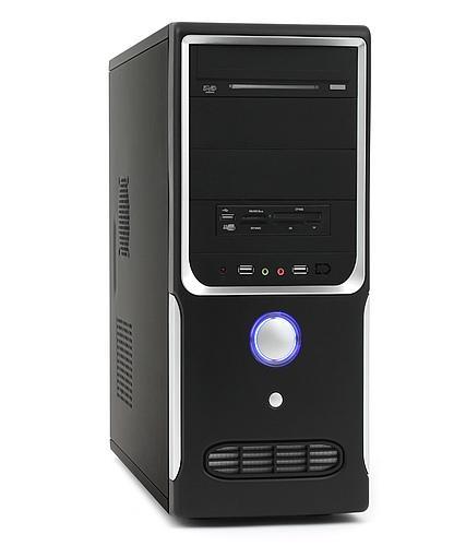 PC - CSL Sprint 5758 4x3300mhz 8gb ram 1Tb Festplatte ATI Radeon 540 1GB... incl. Versand