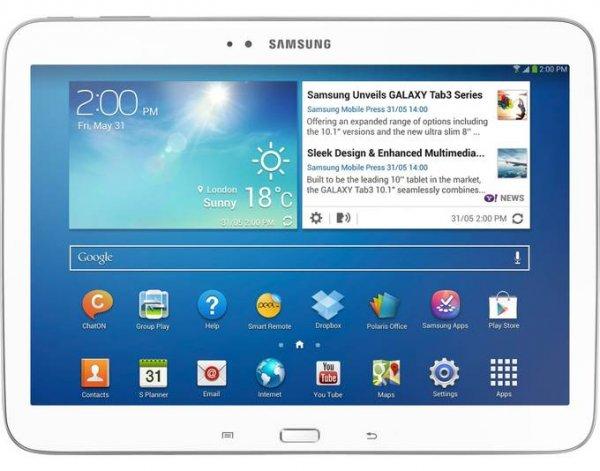 Samsung Galaxy Tab 3 10.1 P5210 WiFi Neuware weiss