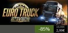 [Steam] Euro Truck Simulator 2 für 2,99 € / Gold Edition 4,45 € / Collector's Bundle  7,39 €