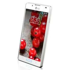 "LG P710 OPTIMUS L7 Android Smartphone (V: 4.1 ""Jelly Bean"") 4,3"" Disp. / WiFi / 3G / Dual-Core / 8MP-Kamera"