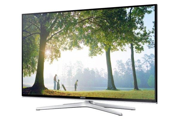 """Samsung """"UE48H6600"""" LED-TV 48"""", 3D, DVB-T/C/S2, 3x USB, WLAN für 649€ @zackzack"""