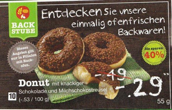 [Netto o. Hund m. Backstube] Donuts für 0,29€