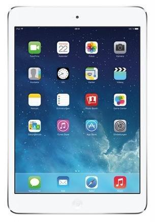 iPad mini Retina 16GB Wi-Fi + Cellular Silber - knapp 20€ unter idealo