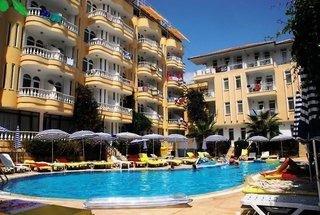 5 Tage Türkei im guten 4* Hotel All-in mit top Flugzeiten ab Hannover vom 26.06 bis 01.07  Preis pro Person bei zwei Reisenden