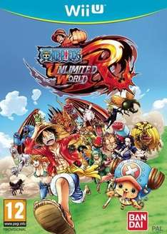 One Piece Unlimited World Red für Wii U (UK) - 36,95€ inkl. Versand