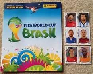[Bonn] Kostenloses Fifa WM Sticker Album in Karstadt