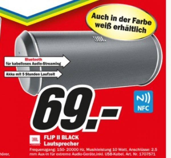 [Lokal Mediamarkt Porta Westfalica] nun endlich doch verfügbar --> JBL Flip ll
